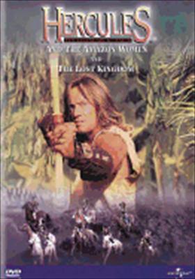 Hercules: Hercules and the Amazon Women