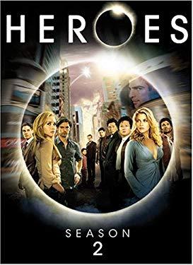 Heroes: Season 2 0025195015493