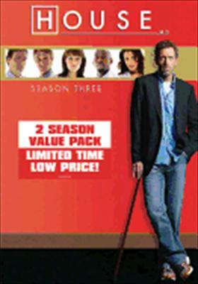 House: Season 3 & Season 4