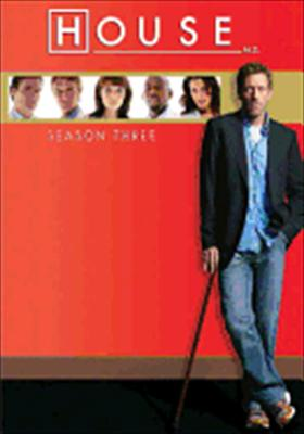 House: Season Three 0025195008136
