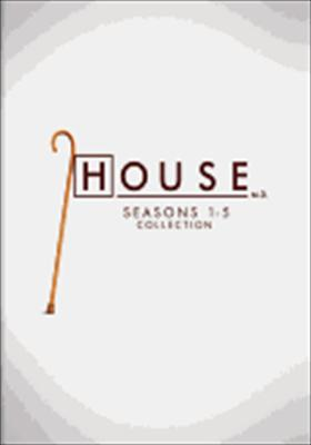 House: Seasons 1-5 Collection