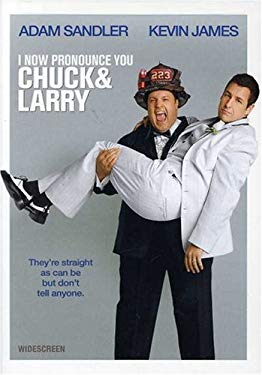 I Now Pronounce You Chuck and Larry 0025193226822