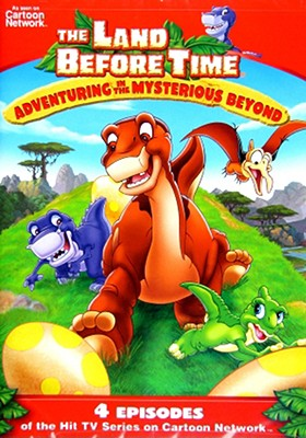 Land Before Time: Adventuring in the Mysterious Beyond