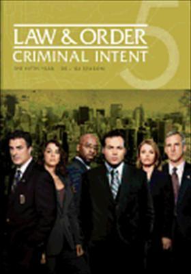 Law & Order: Criminal Intent - Season 5