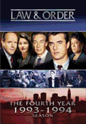 Law & Order: The Fourth Year, 1993-1994 Season