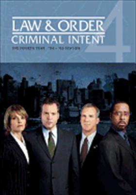 Law & Order: Criminal Intent - Season 4