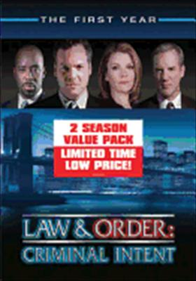 Law & Order: Criminal Intent: Years 1 & 2