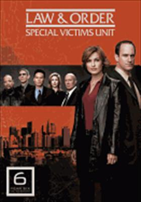 Law & Order: Special Victims Unit: The Sixth Year 0025195017060