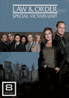 Law & Order Special Victims Unit: Year Eight