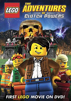 Lego Adventure of Clutch Powers