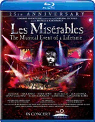 Les Miserables: 25th Anniversary 0025192100840