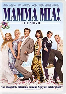 Mamma MIA! the Movie 0025195015882