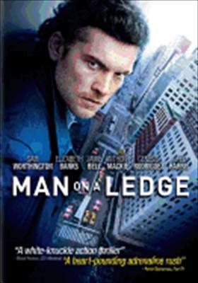 Man on a Ledge DVD