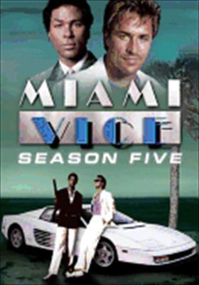 Miami Vice: Season Five