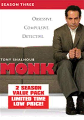 Monk: Season 3 & Season 4