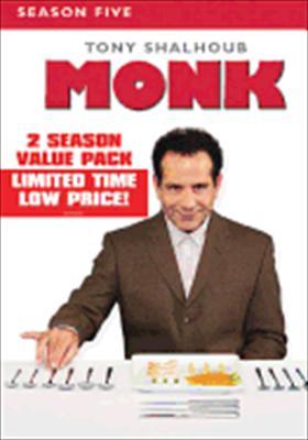 Monk: Season 5 & Season 6
