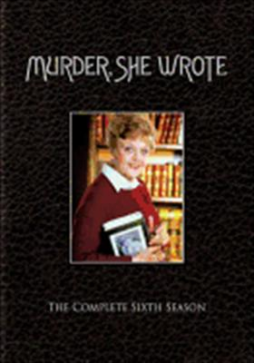 Murder, She Wrote: The Complete 6th Season