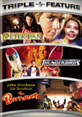 Peter Pan / Thunderbirds / Borrowers