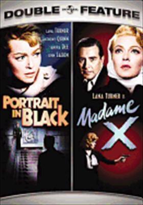 Portrait in Black / Madame X Set