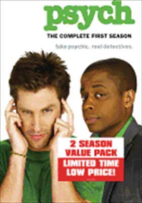 Psych: Season 1 & Season 2