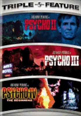 Psycho II / Psycho III / Psycho IV: Beginning