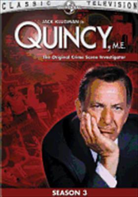 Quincy M.E.: Season 3