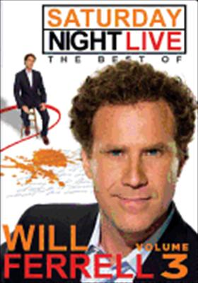 Snl: Best of Will Ferrell Volume 3