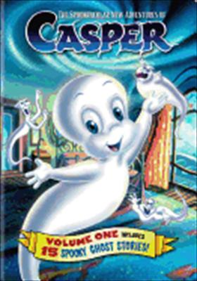 The Spooktacular New Adventures of Casper: Volume 1