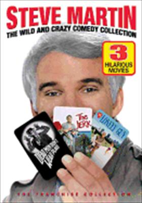 Steve Martin: The Wild & Crazy Comedy Collection