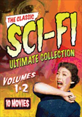 The Classic Sci-Fi Ultimate Collection Volumes 1 & 2