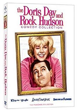 The Doris Day & Rock Hudson Comedy Collection