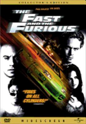 The Fast and the Furious 0025192127021