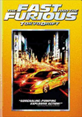 The Fast & the Furious: Tokyo Drift 0025192019517
