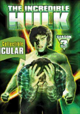 The Incredible Hulk: The Complete Third Season