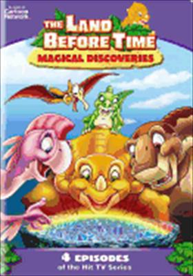 The Land Before Time: Magical Discoveries 0025195016612