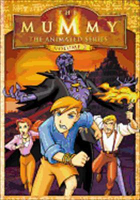 The Mummy: Animated Series Volume 2
