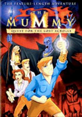 The Mummy: The Quest for the Lost Scrolls