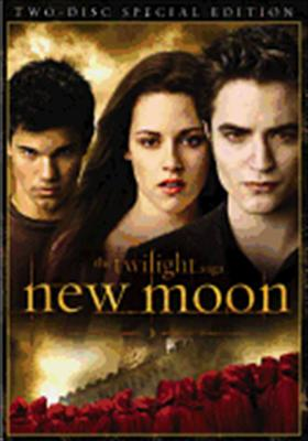 The Twilight Saga: New Moon 0025192058158