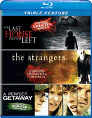 Triple Features-Last House on Left/Strangers/Perfect Getaway