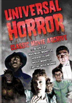 Universal Horror Classics Movie Archive