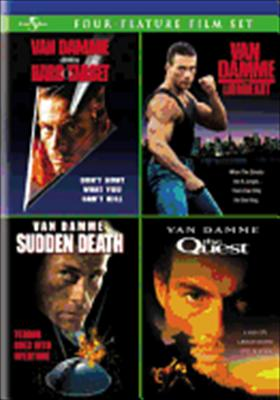 Van Damme Action Pack