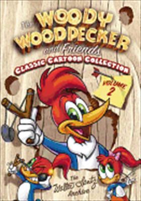 Woody Woodpecker & Friends Classic Cartoon Collection: Volume 2