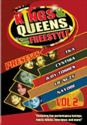 Kings & Queens of Freestyle Volume 2
