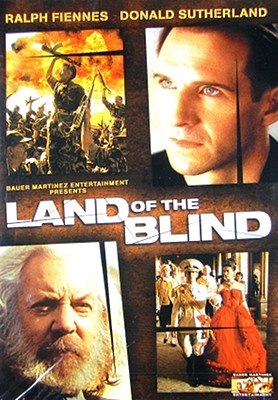 Land of the Blind 0855280001489