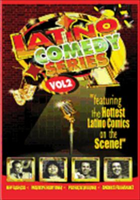 Latino Comedy Series Volume 2