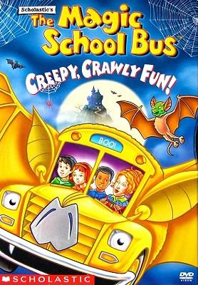 Magic School Bus Creepy Crawly Fun