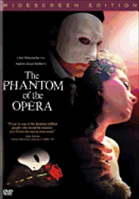 Andrew Lloyd Webber's the Phantom of the Opera 0085393895129