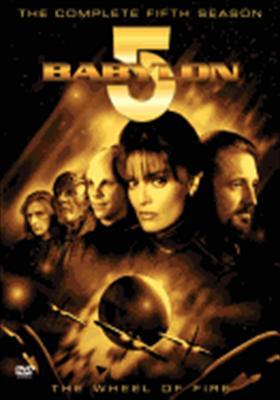 Babylon 5: The Complete Fifth Season