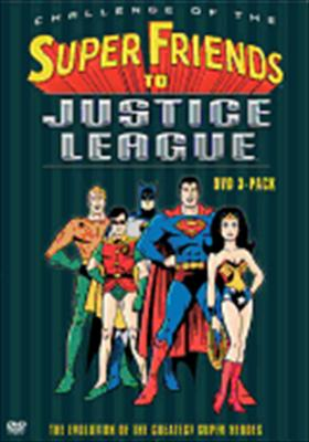 Challenge of Super Friends to Justice League Set