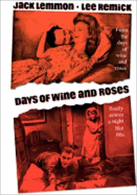 Days of Wine and Roses 0085393092924